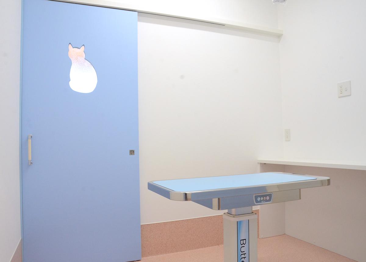 診察室(猫)